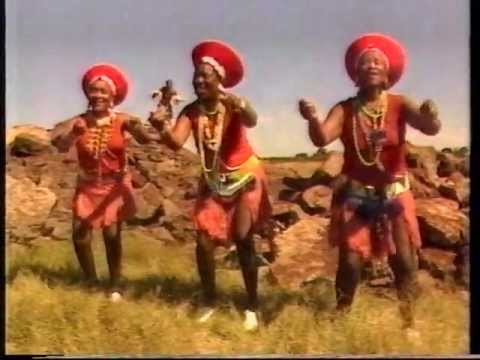 Mahlathini & The Mahotella Queens ~ Thokozile (Official African Video)