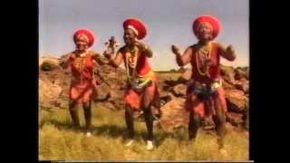 Mahlathini amp The Mahotella Queens  Thokozile Official African Video