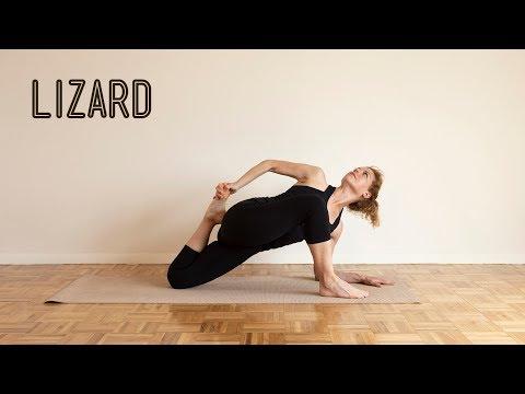Yoga Asana Lab: Lizard (Uthan Pristasana)