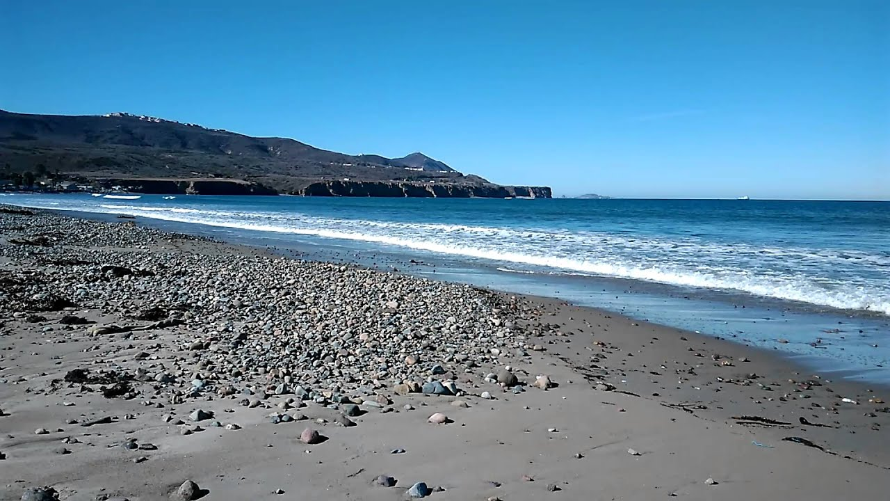 December 18 2017 The Beach At La Jolla In Punta Banda Ensenada