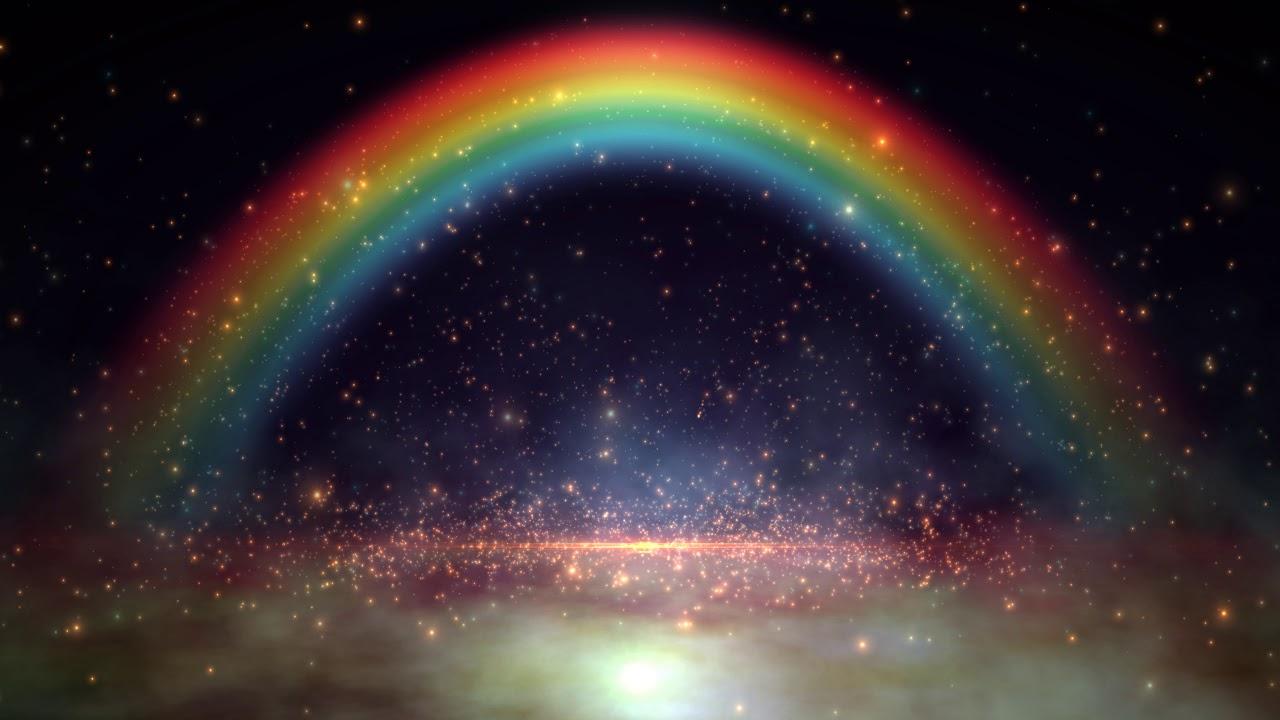 радужная вселенная картинки