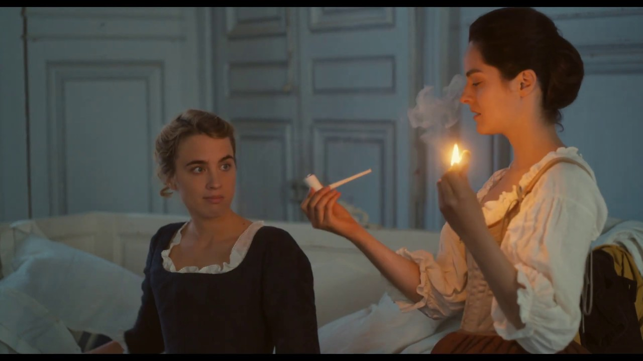 Portrait Of A Lady On Fire Portrait De La Jeune Fille En Feu 2019 Excerpt 3 English Subs Youtube