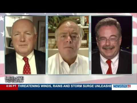 Newsmax Debate Special | Craig Shirley,  Pete Hoekstra, and Michael Flanagan