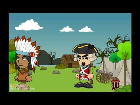 Example Student Animation - French & Indian War