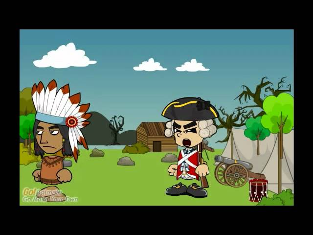 French and indian war lessons tes teach 640x480 jpeg for French and indian war coloring pages