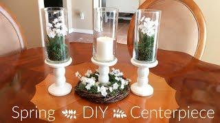 DIY Dollar Tree Spring Centerpiece Ideas