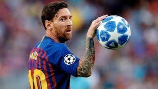Barcelona vs PSV [4-0] - The Lionel Messi Show