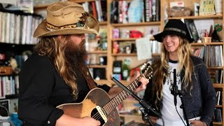 Chris Stapleton: NPR Music Tiny Desk Concert