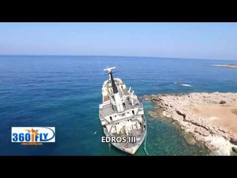 Sample of Paphos, Cyprus Sites by Drone
