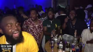 GHETTO YOUTH FI LIVE  INNA LUXURY PARTY 2019