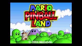 EXTRA - Title Demos - Mario Pinball Land