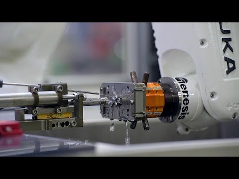 Genesis Systems Group | Inspection systems for the aerospace industry