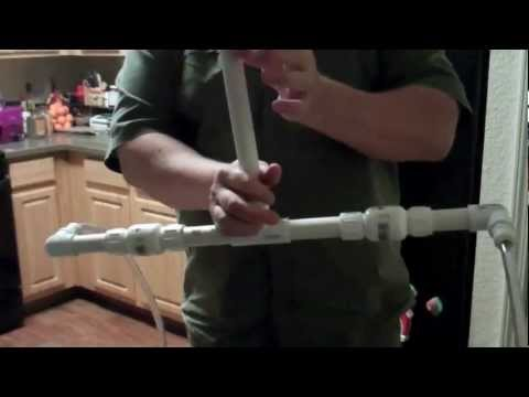 How to Make a Hand Powered Water Pump for Survival, Emergency and Disaster.