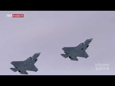 Yerli üretim, F-35'lere Türk Füzesi: SOM-J