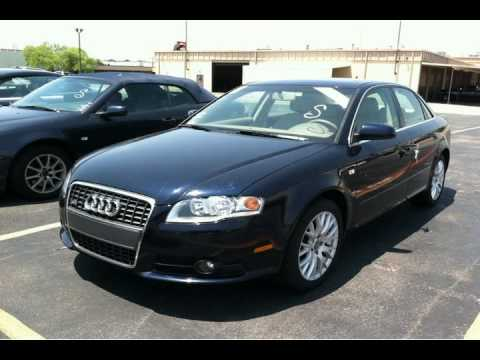 2008 Audi A4 Blue Arlington Tx Youtube