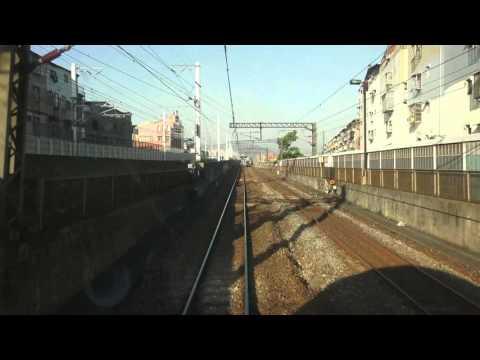 2016.2 台鐵 逆行 環島路程景 台北-台北 路程景 Taipei-Taipei counterclockwise