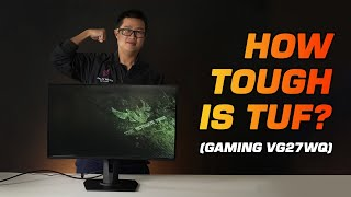 TUF Gaming VG27WQ Monitor Overview