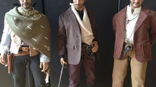 Iminime MasterWorks The Good The Bad And The Ugly Figure Review