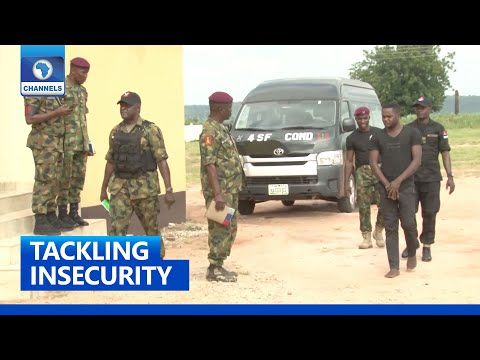 Nigerian Army Arrest Late Gana's Commander In Benue