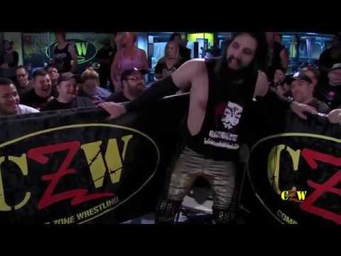 [FREE MATCH] CZW New Heights 2018: Joe Gacy Vs  Anthony Gangone