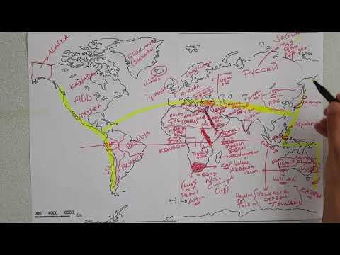 Dünya Haritası Tanıtımı -3 (yarımın Devamı )