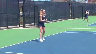 Akron Zips Tennis - Post Match Comments 4/22/18