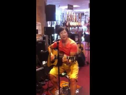 AER 60 Compac Mobile.Testing at Singapore City Music.Yellow River.