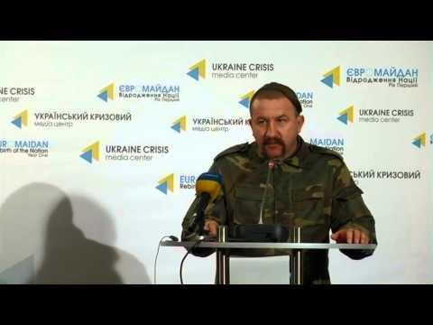 Student volunteer movement. Ukraine Crisis Media Center, 22nd of December 2014