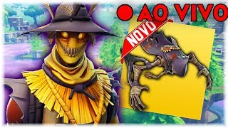 FORTNITE | NEW SKINS IN THE STORE! | TRY TO WIN GAMES | + 340 SOLO WINS | Livestream