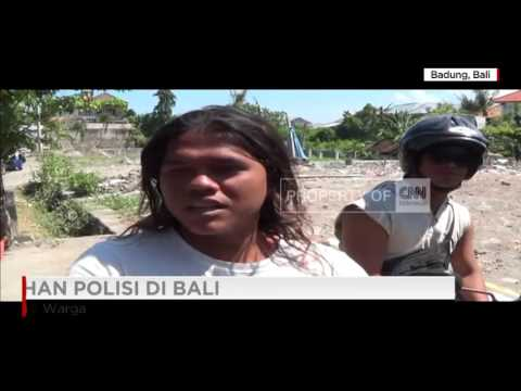 Amokrame Sabet di Mata Warga Bali