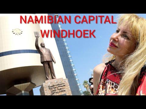 Windhoek Capital of free Namibia by Adeyto & Huawei P20 PRO