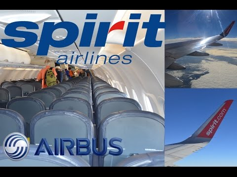 Trip Report: MY SPIRIT AIRLINES EXPERIENCE! | Airbus A320 | Dallas-Denver | NK115