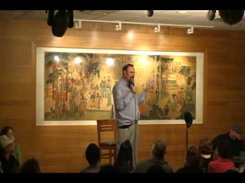 Comedian Steve Sweeney  Dunkin Donuts