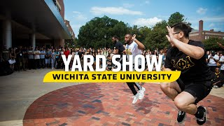 MGC Yard Show at Wichita State University