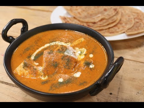 Paneer Butter Masala Recipe | Simple Vegetarian Khana With Chef Saurabh | Sanjeev Kapoor Khazana