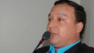 Vereadores Marion e Peru