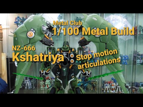 METAL CLUB METAL BUILD KSHATRIYA