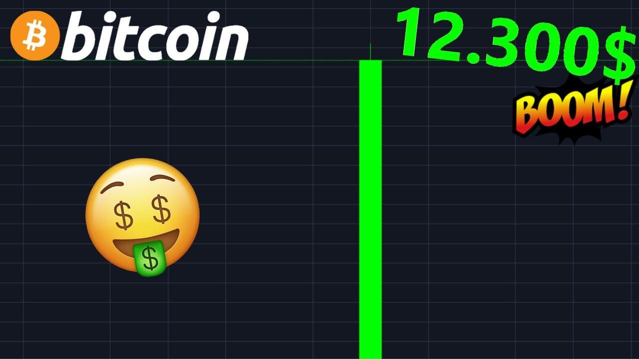 BITCOIN 12.300$ VONT ARRIVER D'ICI PEU  !? btc analyse technique crypto monnaie