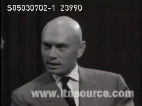 Yul Brynner 1959