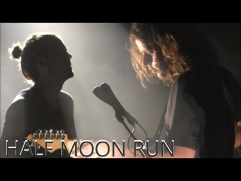 HALF MOON RUN L'INTEGRALE DU LIVE A LA MAROQUINERIE PARIS LE 23 AVRIL 2013