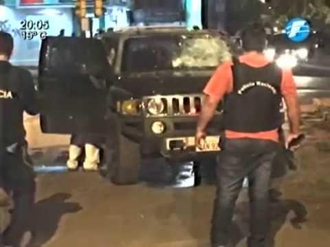 Infierno en Pedro Juan Caballero: asesinan a Jorge Rafaat - 12/06/2016