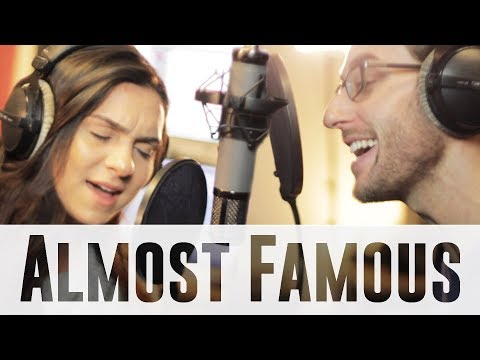 ALMOST FAMOUS - Noah Cyrus COVER Nick Warner, Abby Celso