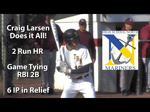 Toms River North 11 Toms River South 8 | 11 Innings | Craig Larsen 3 RBI + win in relief