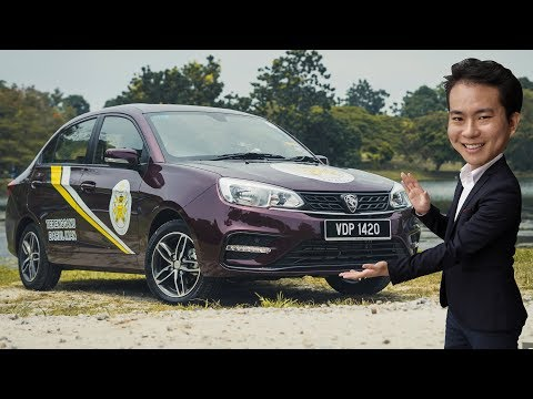 FIRST DRIVE: 2019 Proton Saga Facelift Review - From RM32,800