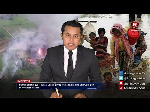 Rohingya Daily News 15 September 2017