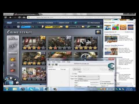 Criminal Case 2014 Coins Energy Hack With Cheat Engine 6.2