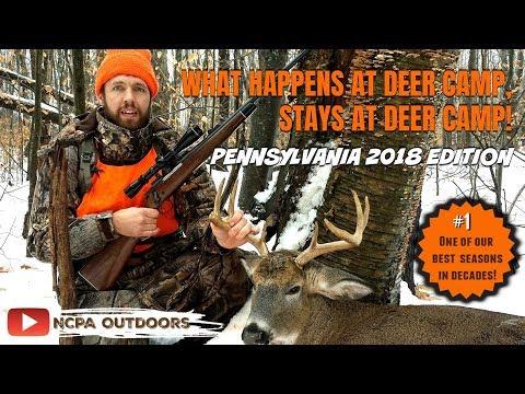 What Happens At PA Deer Camp, Stays At PA Deer Camp 2018