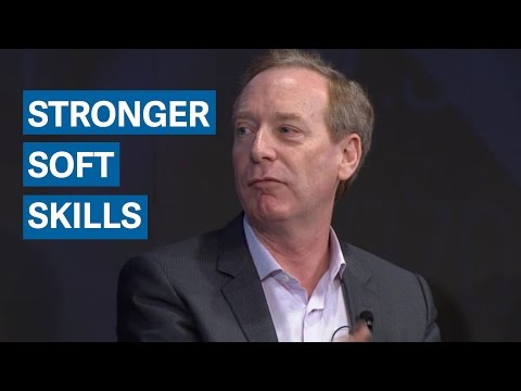 Stronger soft skills