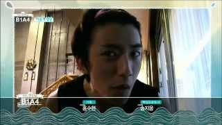 140811 B1A4 Cut - GONGCHAN Time