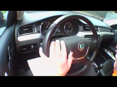Skoda Superb 2.0 2010 Review (Not Top Gear) EXCLUSIVE.